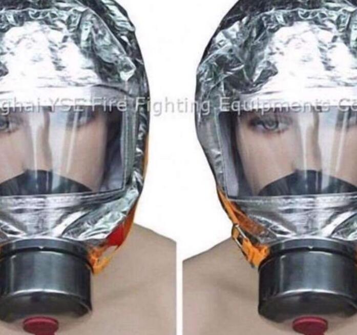 Mặt nạ phòng chống khí độc Mặt Nạ Thoát Hiểm Phòng Chống Khói Khí Độc Hữu Hiệu, Cao Cấp Nhất Hiện Na