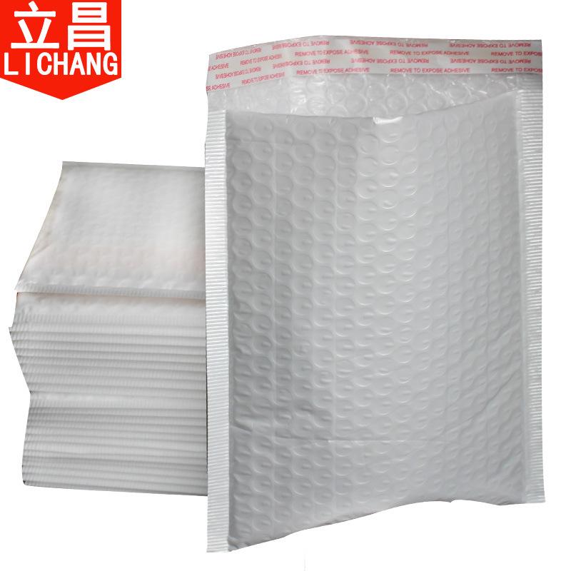 Lichang Túi đựng chuyển phát nhanh White Composite Pearlescent Film Bubble Bag Dày dày Film Film Exp