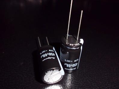 NIENDA Tụ hoá Tụ điện 450V68UF 18 * 30mm
