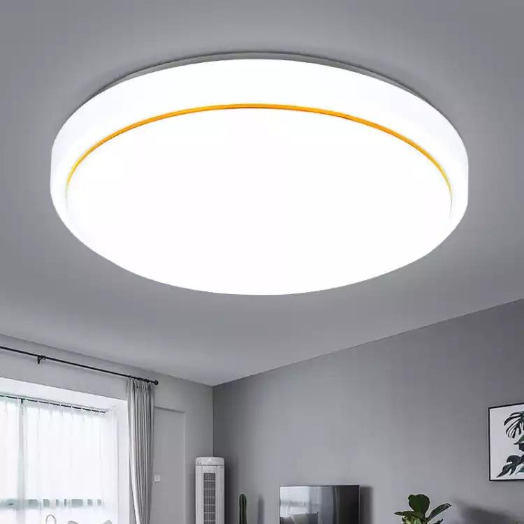 Thị trường chuyên phân phối LED Đèn trần led đơn giản phòng ngủ hiện đại phòng khách ban công đèn tr