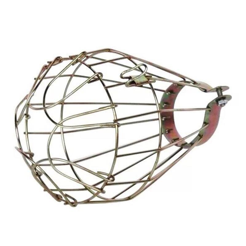 HF Máng chụp đèn Bò sát sưởi ấm chống vảy lưới bò sát lưới sắt che lưới bảo vệ