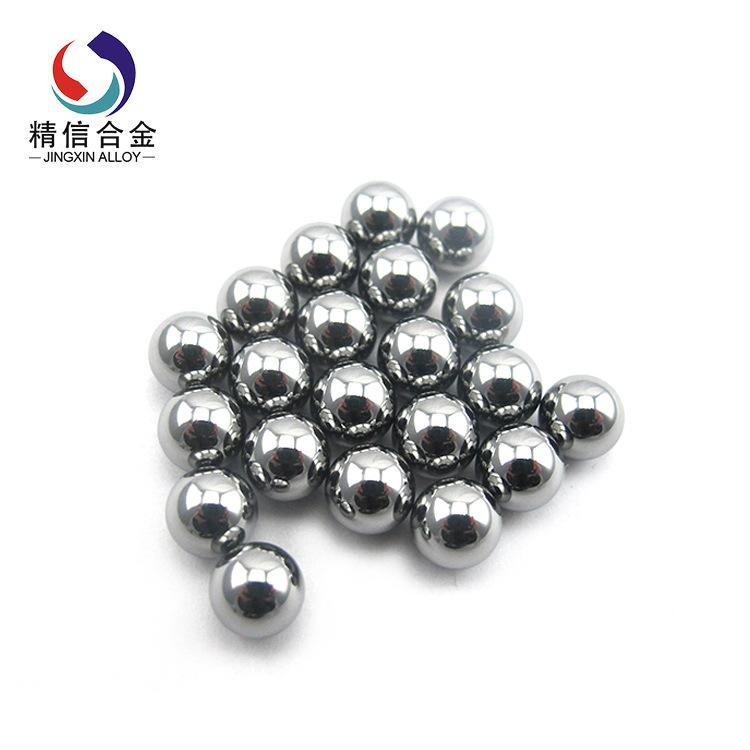 JINGXIN Chu Châu Xi măng cacbua Cơ sở cung cấp bóng cacbua Bóng thép vonfram Kích cỡ khác nhau của v