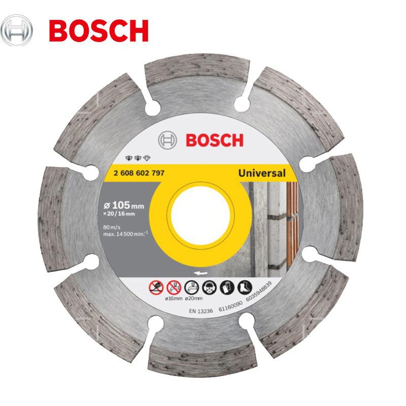 BOSCH Công cụ kim cương công nghiệp Máy cắt đá cẩm thạch của Bosch cắt kim cương lưỡi cưa phổ quát r