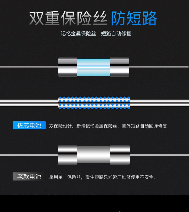 Pin điện thoại Zuoxin Áp dụng cho pin OPPO A83 / A3 / A5 / A79