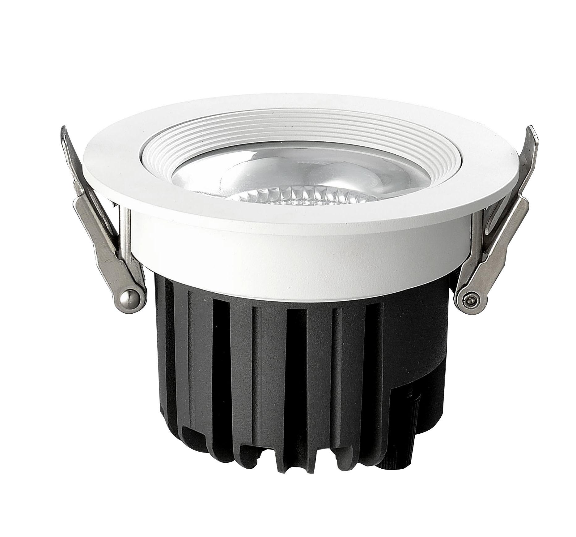 SENYUAN Đèn trần bộ Bộ vỏ đèn downlight đúc Bộ đèn downlight LED Bộ vỏ đèn downlight