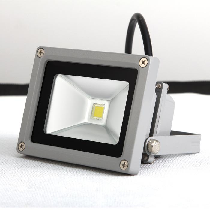 Đèn LED pha 10W Ánh sáng ngoài trời không thấm nước