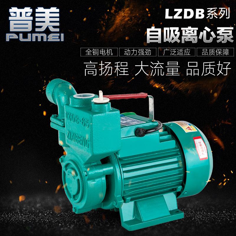 PUMEI Máy bơm nước Nhà máy trực tiếp câm tự động hộ gia đình máy bơm nước bơm tăng áp inox bơm ly tâ