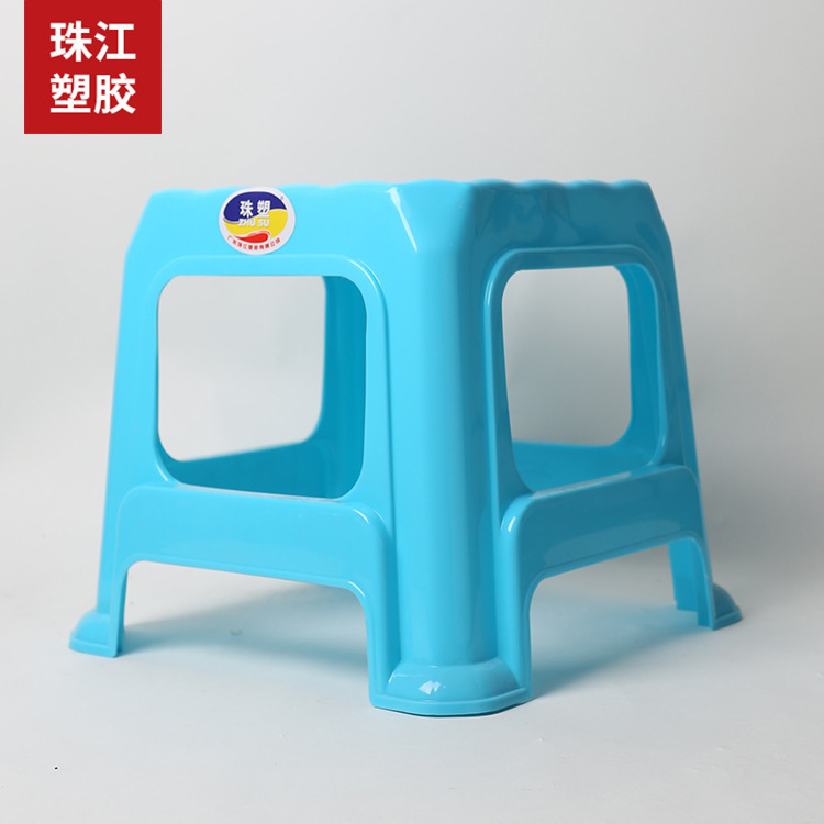 ZHUSU Đồ dùng gia dụng Pearl River nhựa phân thấp nhà nhựa bốn chân phân nhà Nhật Bản để tăng cường