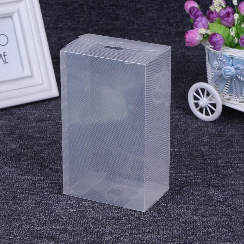 HECHAUNG Thị trường bao bì nhựa Nhà sản xuất tùy chỉnh sản phẩm PP bao bì hộp nhựa bán buôn mờ twill