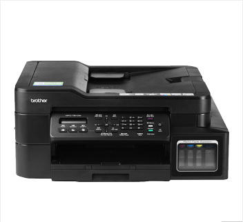 Máy Fax Kết nối máy in phun màu Brother MFC-T810W