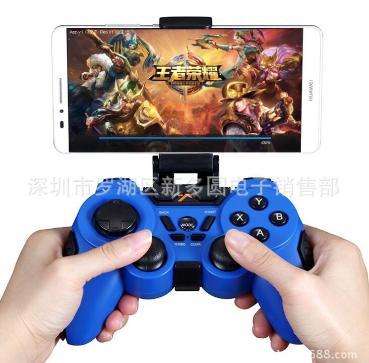 PXN Tay cầm chơi game Trò chơi cầm PXN-8663 Bluetooth không dây phím Bluetooth hỗ trợ Android/ios/PC