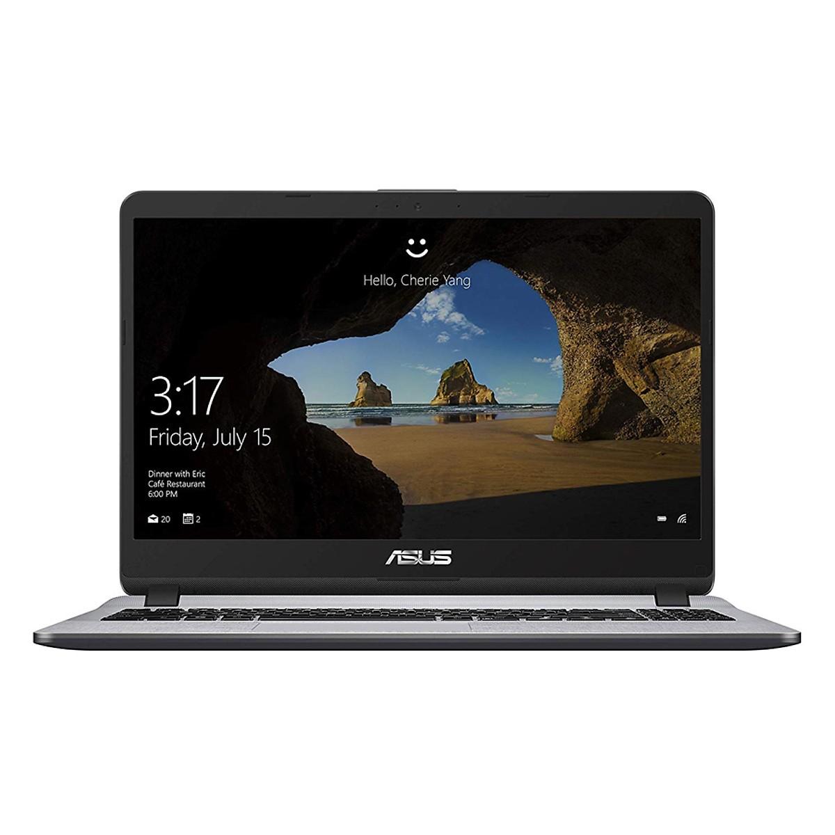Asus   Máy tính xách tay - Laptop  Laptop Asus Vivobook X507UA-EJ787T Core i3-7020U/ Win10 (15.6