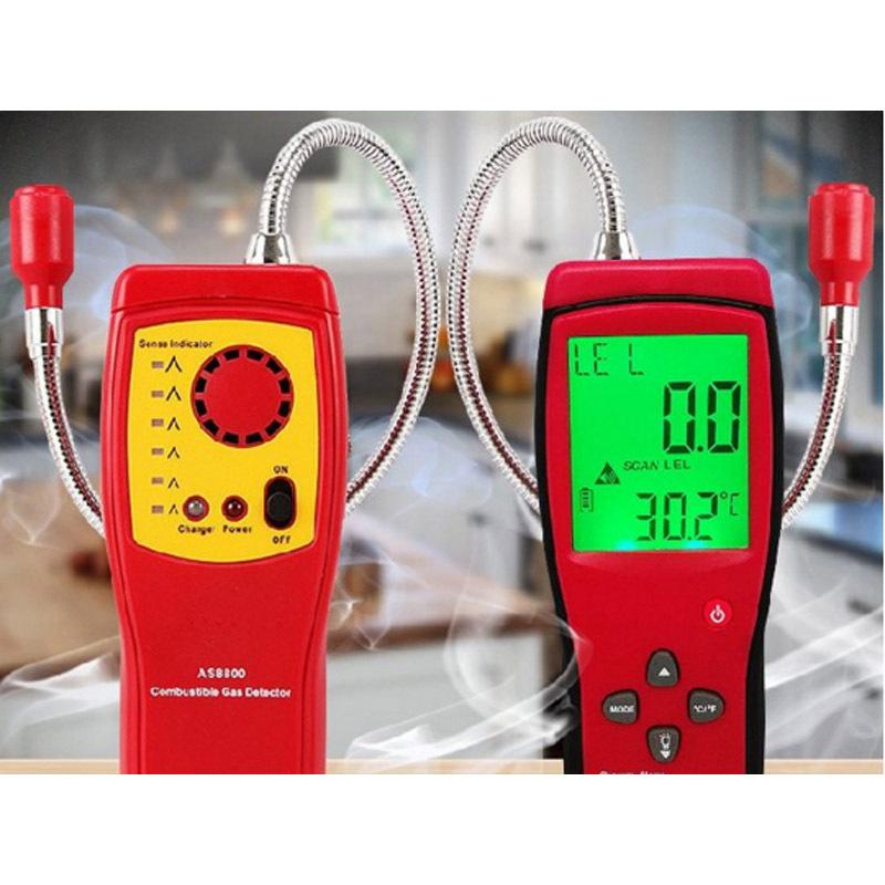 PAIQI Thiết bị dò khí gây cháy nổ Các công cụ phát hiện khí độc, dễ cháy và nổ, bảo lãnh, kiểm tra v