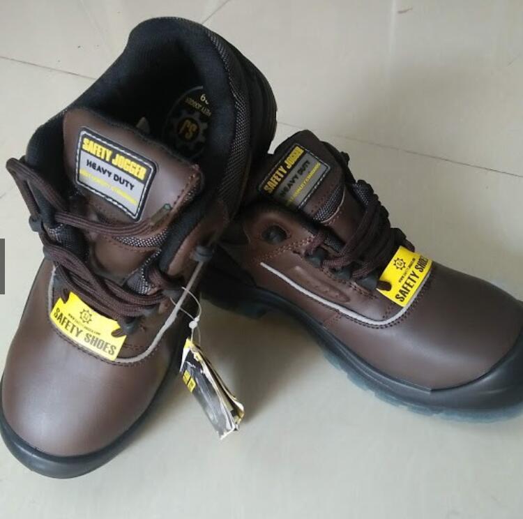 Giày cách điện Giày Bảo Hộ Cách Điện Safety Jogger PLUTO S3/SRC3