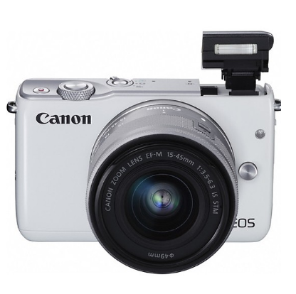 Canon   Máy ảnh kỹ thuật số  Canon M10 KIT 15-45mm (Lê Bảo Minh)