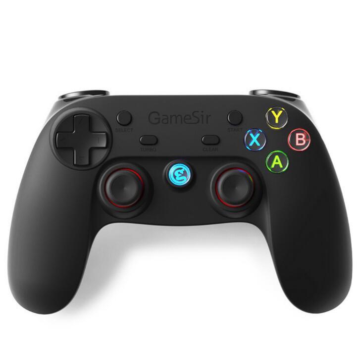 GameSir Tay cầm chơi game Gamesir Bluetooth không dây G3s series trò chơi cầm 2.4GHz+ Bluetooth 4.0