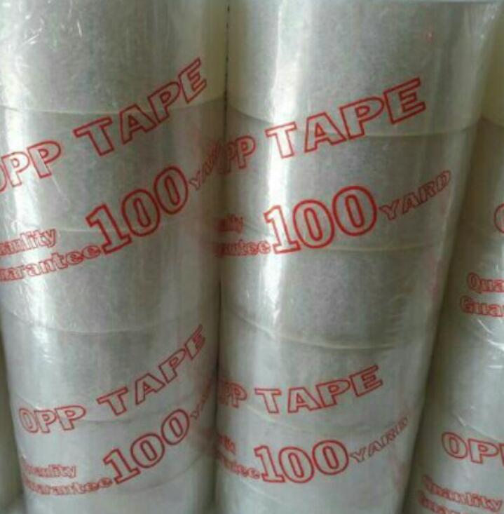Băng keo đóng thùng VPP Hà Thành ②Combo 12 Cuộn Băng Keo Đóng Thùng 100y ♘Sỉ - Lẻ ♘Hàng Mới 100%