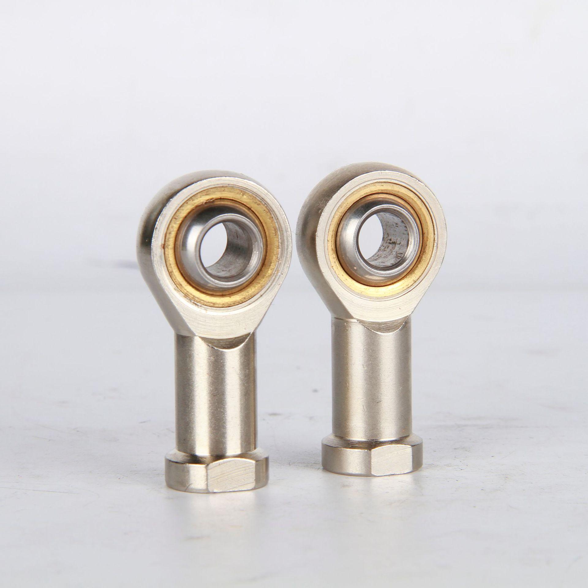 SL Thị trường phụ kiện máy móc Đầu nối thanh mang Mối nối mắt cá Sợi mạ niken SI8T / K 6.10.12,14T /