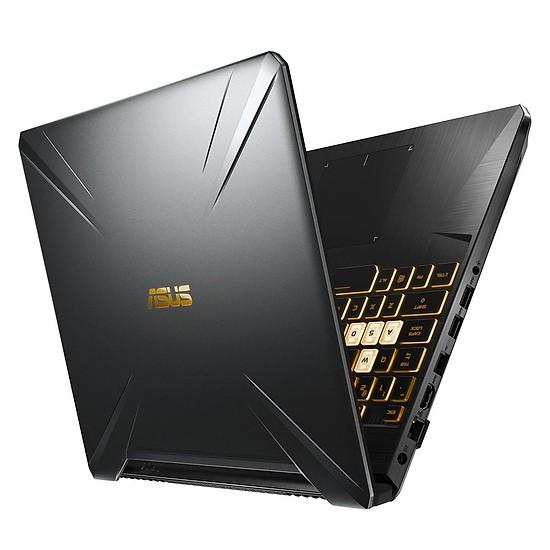 Asus   Máy tính xách tay - Laptop  Laptop Asus TUF Gaming FX505GM-BN117T Core i5-8300H/ Win10 (15.6\