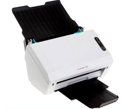 Founder Máy scan Fang Zhen, máy quét mặt tự động tốc độ cao S8500 máy quét liên tục nạp tự động quét