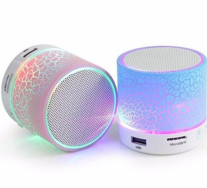 Loa Bluetooth Kèm Đèn Led Nhấp Nháy