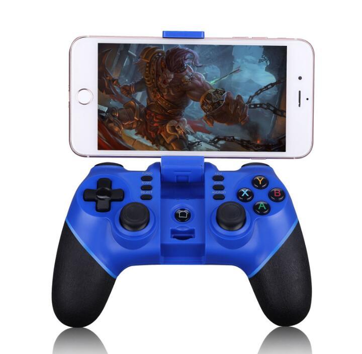 GOTOGETHER Tay cầm chơi game X6 không dây Bluetooth trò chơi cầm điện thoại thông minh máy tính Andr