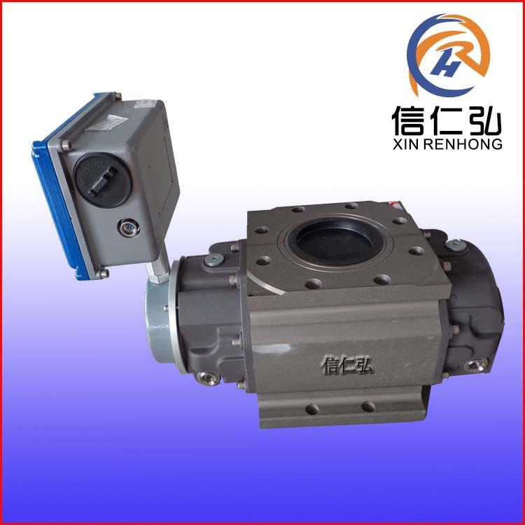 XINRENHONG Đồng hồ đo lưu lượng dòng chảy Cung cấp Xinrenhong LLQ lưu lượng kế eo bánh xe lưu lượng