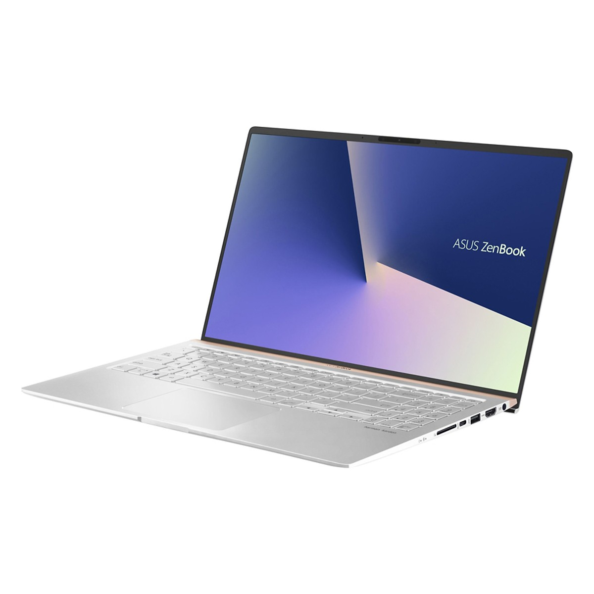 Asus   Máy tính xách tay - Laptop    Laptop Asus Zenbook 15 UX533FD-A9099T Core i7-8565U/ Win10 (15.