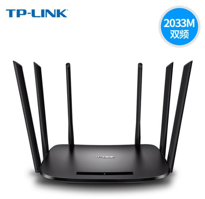 TP-LINK Modom Wifi TP-LINK TL-WDR7300 2100M bộ định tuyến không dây tốc độ cao đi xuyên tường 5G Wif
