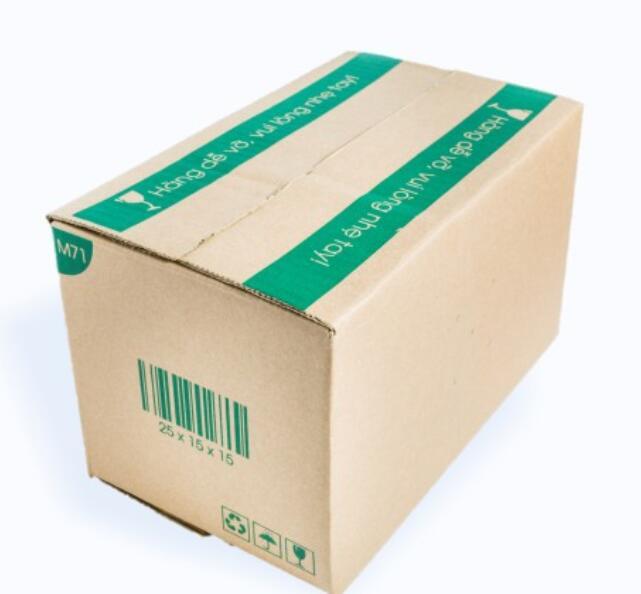 Thùng giấy M71 - 25x15x15 Cm - 20 Thùng Hộp Carton
