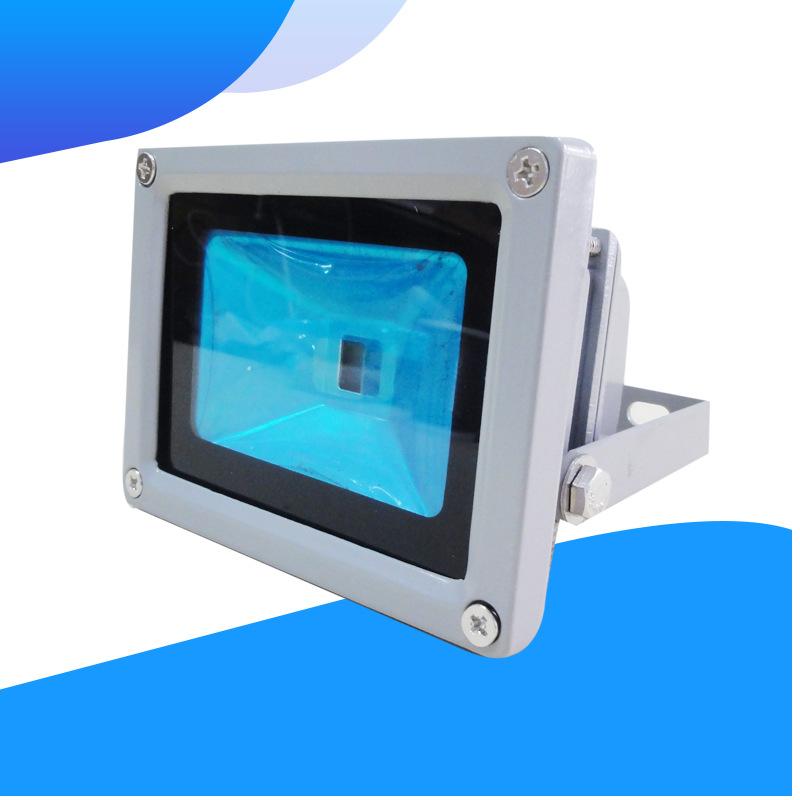 SANCHENG Vỏ chụp đèn chiếu điểm Vỏ đèn lũ 10W Vỏ đèn Led tùy chỉnh Đèn chiếu ngoài trời chống nước t