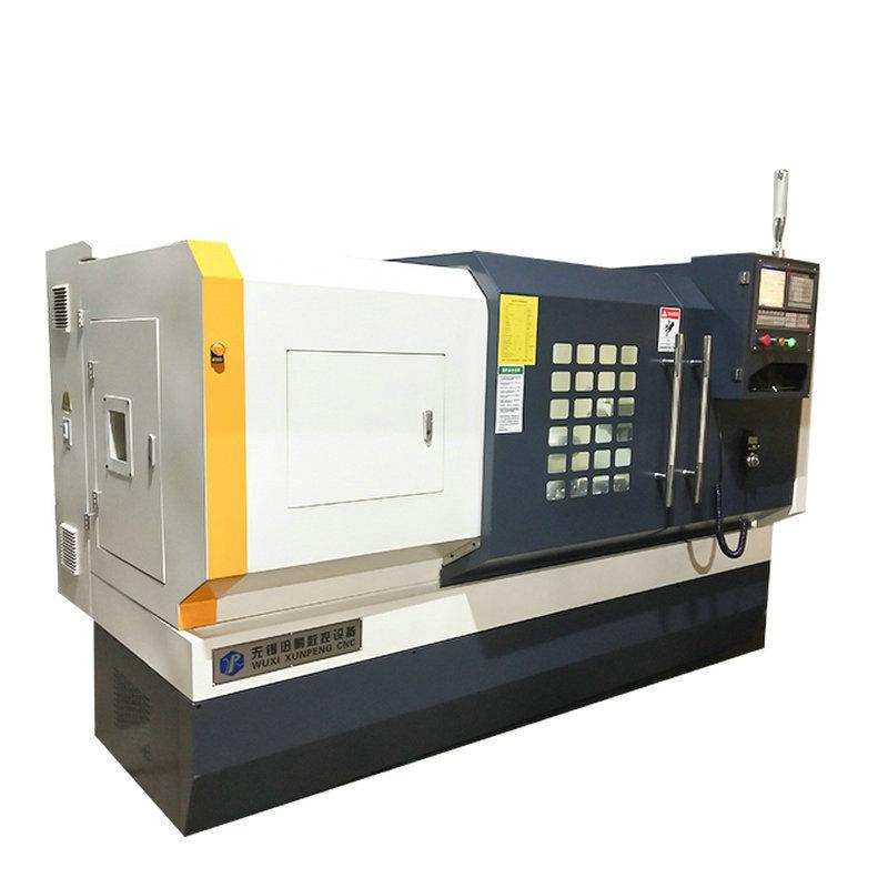 XUNPENG Máy tiện CNC Cung cấp dài hạn máy tiện CNC CK6150 6150 Máy công cụ CNC Máy tiện CNC tự động