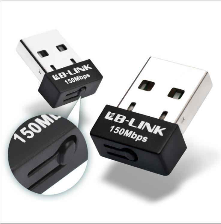 LB-LINK Tay cầm chơi game B-LINK card mạng không dây WIFI mini USB nhận phát tín hiệu điện thoại, má
