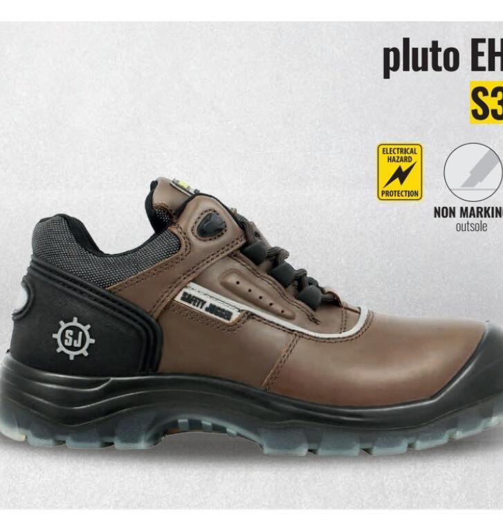 Giày cách điện Giày Bảo Hộ Cao Cấp Safety Jogger Pluto EH - Cách Điện 18 KV