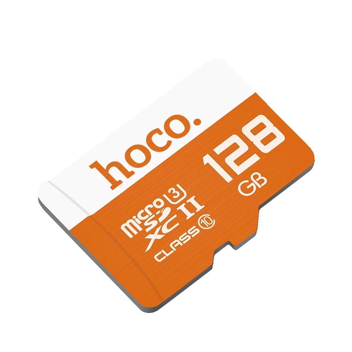 Thẻ nhớ Hoco TF tốc độ cao Micro - SD - 128G
