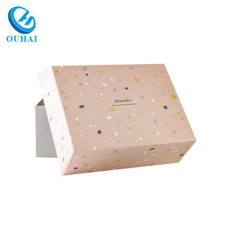 OUAHI hộp giấy âm dương Quảng Châu bao bì và in ấn thế giới hộp bao bì carton tùy chỉnh in thế giới