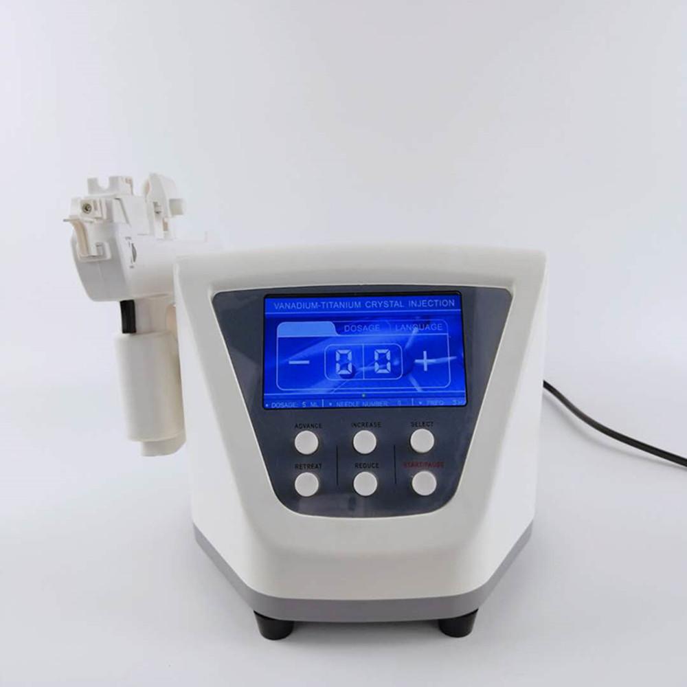 Dụng cụ chuyên dùng Đồng hồ đeo tay kim đồng hồ nước không pha kim Vanadi-titan dành riêng để giới t