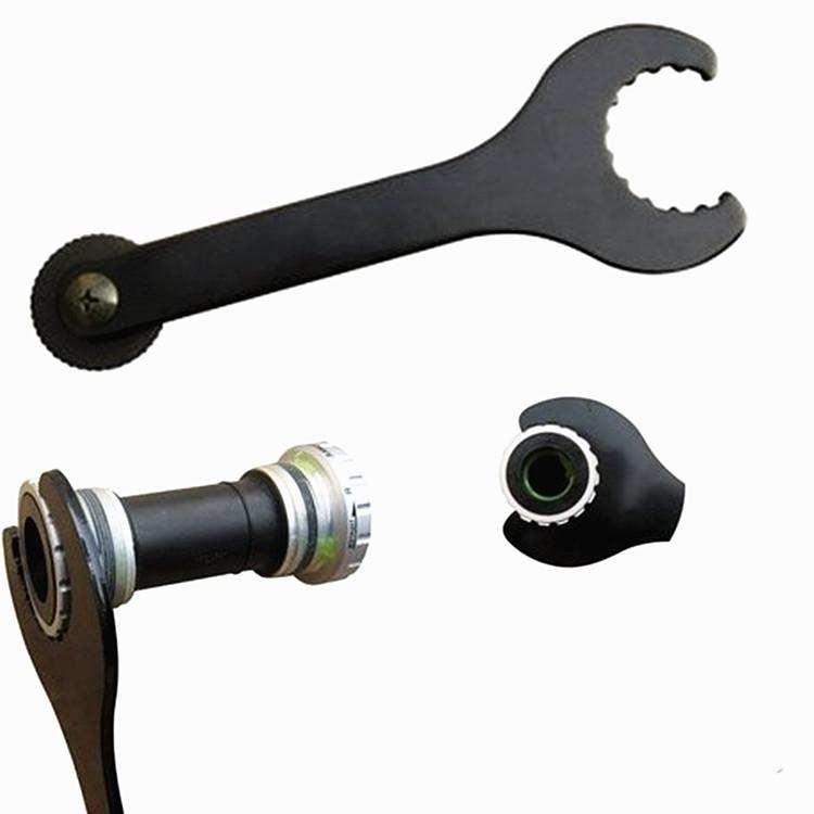 Dụng cụ bảo hộ Xe đạp tích hợp trục cờ lê công cụ sửa chữa xe đạp cờ lê sửa chữa bảo trì công cụ loạ