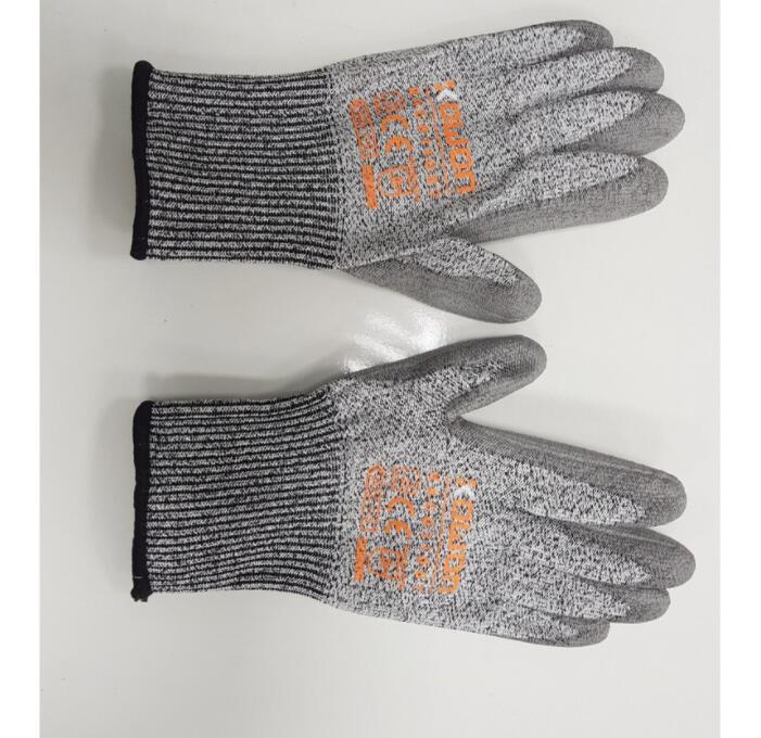 Găng tay chống cắt Găng Tay Bảo Hộ Chống Cắt Phủ Cao Su
