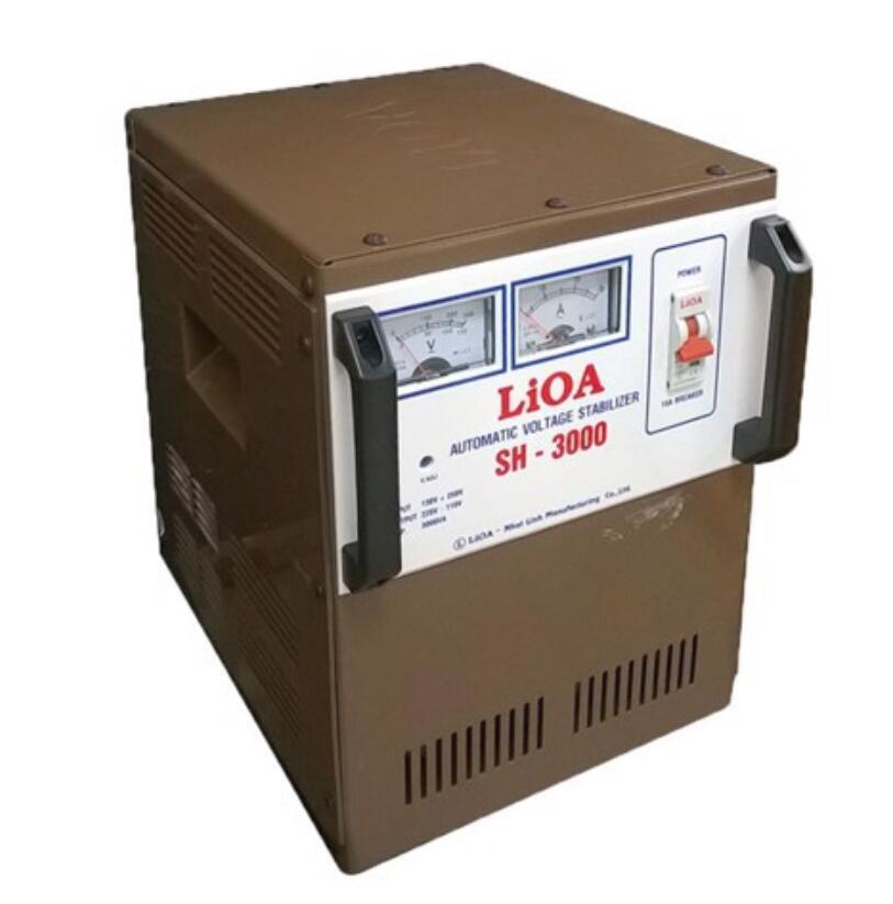 Thiết bị ổn áp Ổn Áp 1P SH - 3kVA SH-3000 LIOA