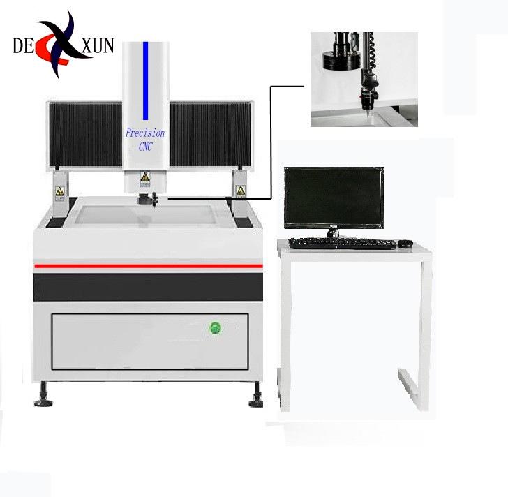 DEXUN Dụng cụ chuyên dùng Thiết bị chụp ảnh tự động có độ chính xác cao Thiết bị đo hình ảnh phụ tự