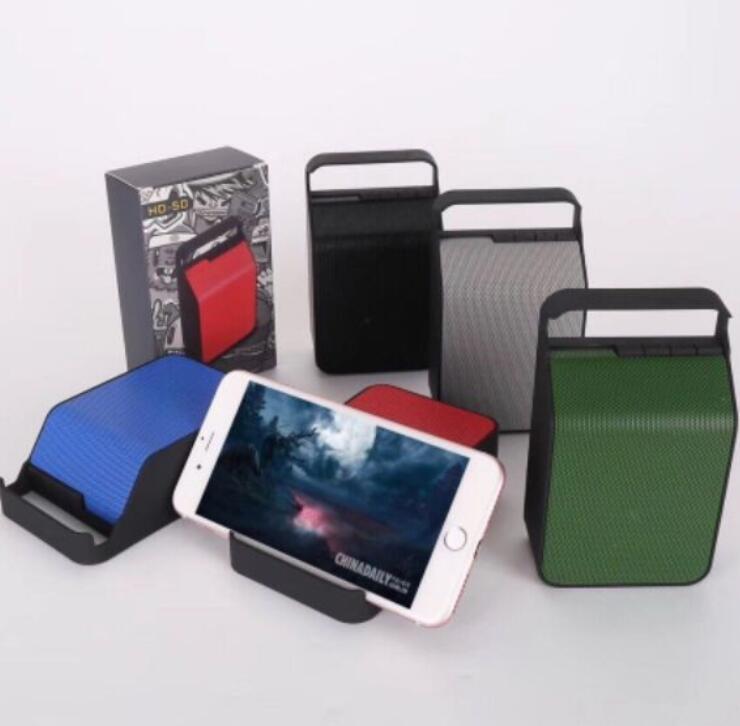 Loa Bluetooth HD-50 Âm Thanh Khủng