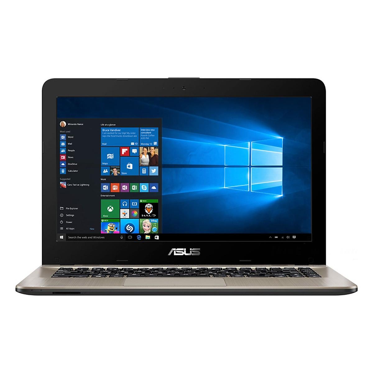 Asus   Máy tính xách tay - Laptop    Laptop Asus X441UA-GA070 Core i3 - 7100U / Free DOS (14inch) –