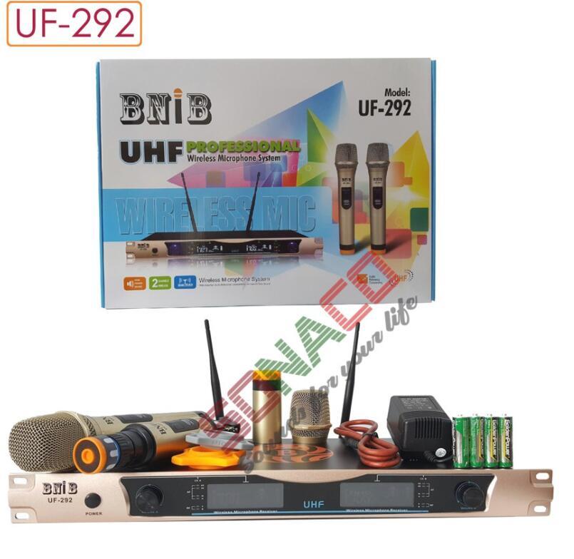 MICRO UHF KHÔNG DÂY KARAOKE BNIB UF292