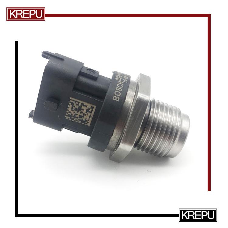KLP Cảm biến áp suất nhiên liệu của Bosch Reynold 0281006425 0281002734 van áp suất chung đường ray