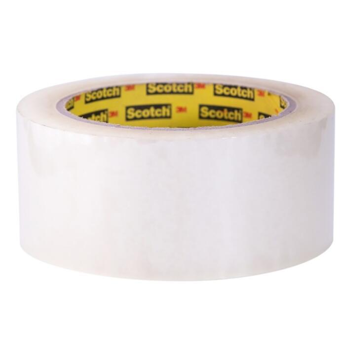 Băng keo đóng thùng Cuộn Băng Keo Trong Đóng Thùng Scotch 47mm X 90m X 0.043mm - OPP Tape