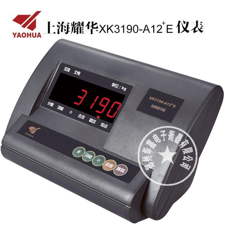 Đồng hồ đo tương tự Thượng Hải Yaohua XK3190-A12E