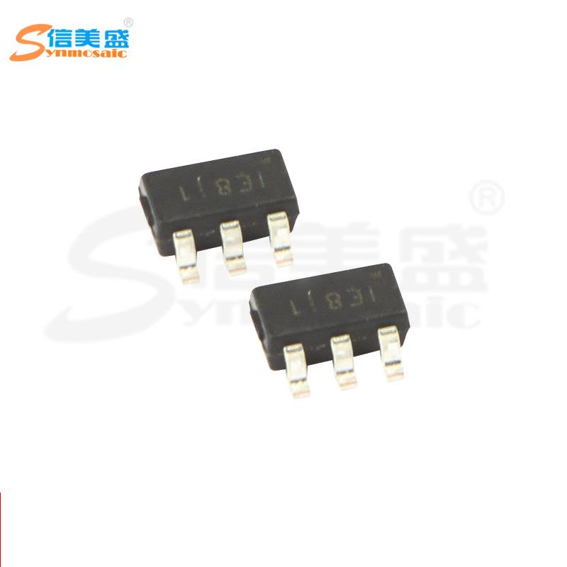 YUXIN IC Chip điều khiển LED YX8283 SOT23-6 Mạch tích hợp Yuxin chính hãng