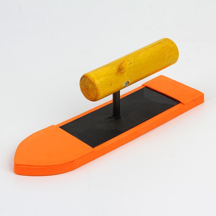 TONGJIA Công cụ nghề mộc Nhà máy trực tiếp trowel nhựa thạch cao bảng xây dựng trang web trowel smit