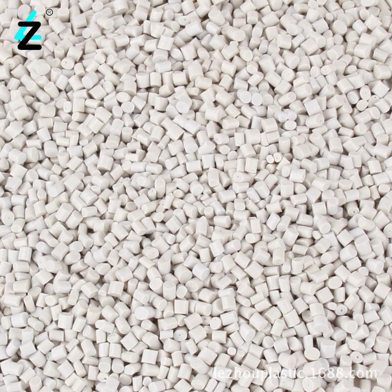 LEZHOU Nhựa tái sinh Ép phun các hạt nhựa ABS tái tạo abs trắng tái sinh tác động 12 nhà sản xuất ch